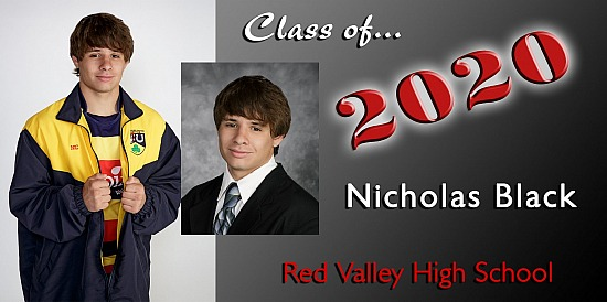 Graduation Announcement Style 5