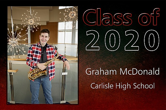 Graduation Announcement Style 10