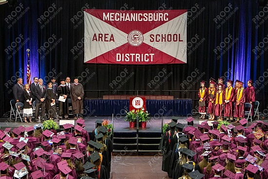 Mechanicsburg Graduation 2019