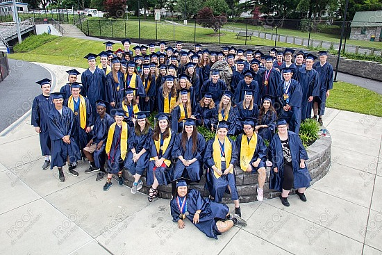 Camp Hill Graduation 2019