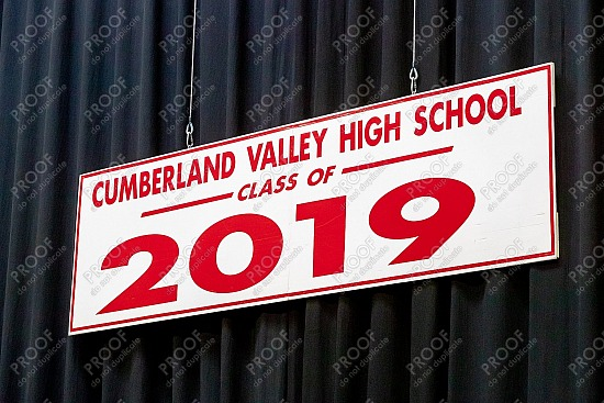 Cumberland Valley Graduation 2019