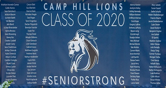 Camp Hill Graduation 2020