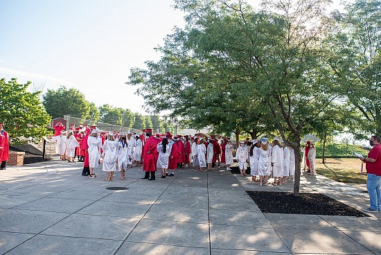 Cumberland Valley Graduation 2020